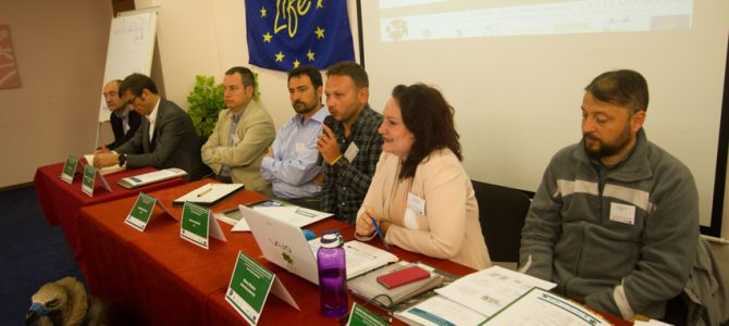An international meeting devoted to the illegal use of poison against wildlife