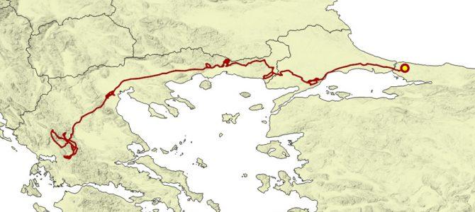 Миграцията на Алексис
